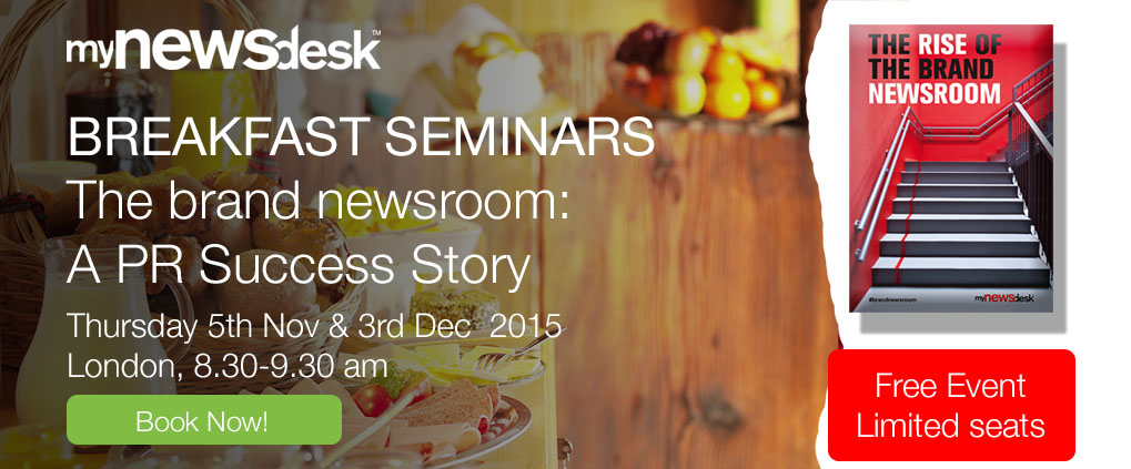Join our Breakfast Seminar