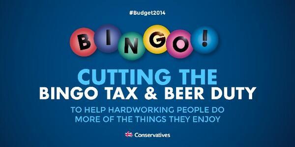 Tory Bingo