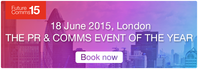 FutureComms15 - 18 June, London